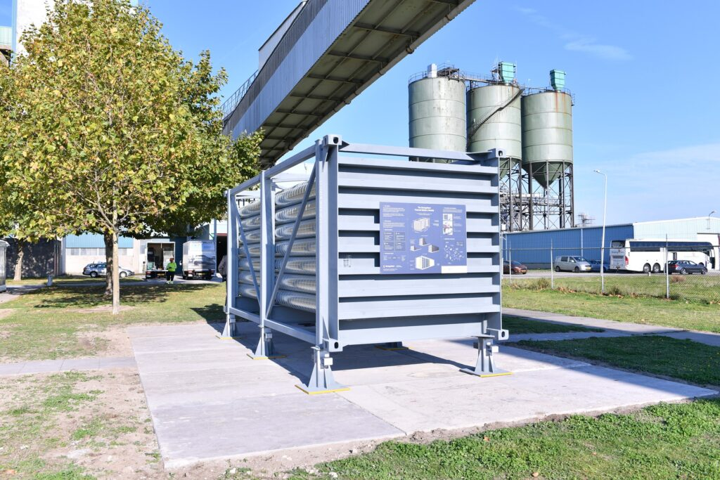 Enel and EnergyNest explore thermal energy storage opportunities